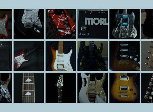 Os equipamentos na vida de um músico profissional - Parte 12
