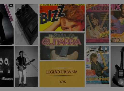 Os equipamentos na vida de um músico profissional - Parte 2