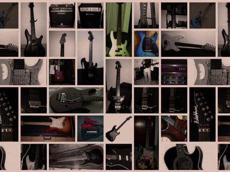 Os equipamentos na vida de um músico profissional - Parte 9