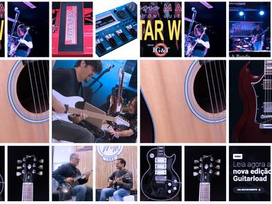 Os equipamentos na vida de um músico profissional - Parte 15