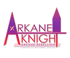 U H COMIC'S ARKANE KNIGHT: ARKANE REBELLION