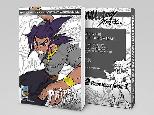 Millsbury ComicVerse Volume 2