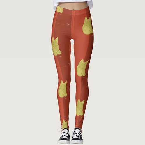 The Wolfgang Leggings (Express)