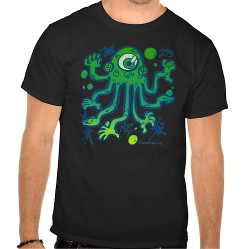 Ink Handy Squid Tee Shirt (express value)