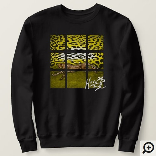 Cheeta Sweat Shirt