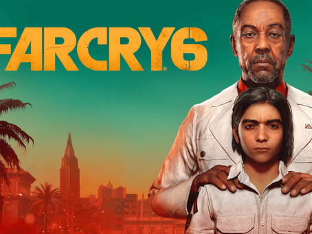 M4M BLOG/ FAR CRY 6