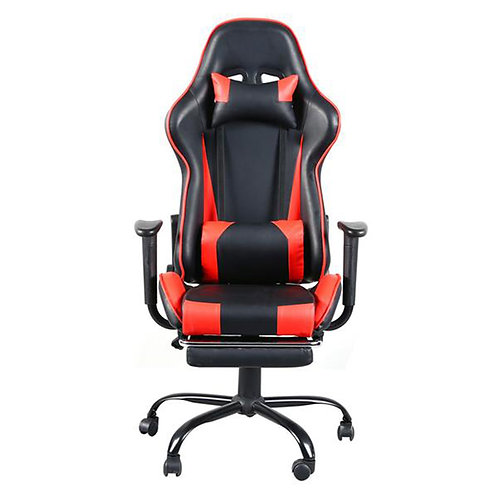 Office Chair Racing Chair Reclining Rotatable LOL Gaming Chair PU Leather