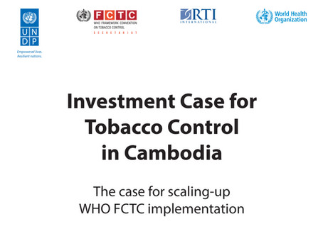 Launch of FCTC Investment Case