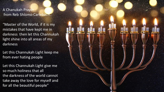 Reb Shlomo - Chanukah Digest