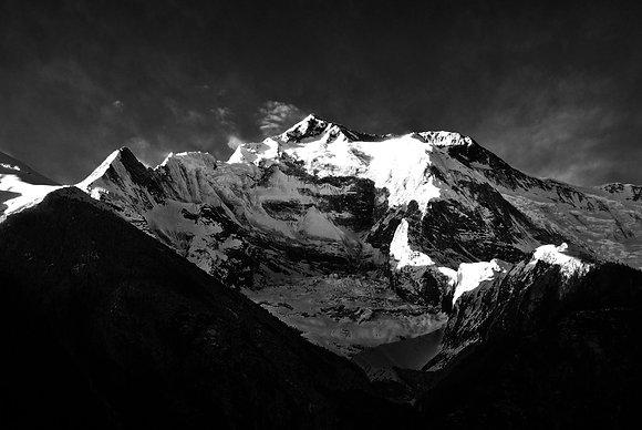 Mounted print of Annapurna II