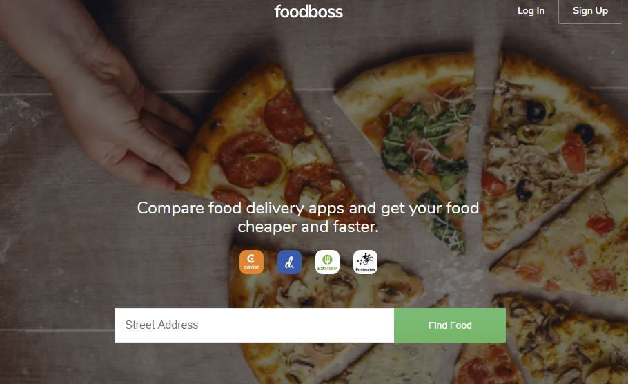 Virtual Restaurant Delivery Aggregator