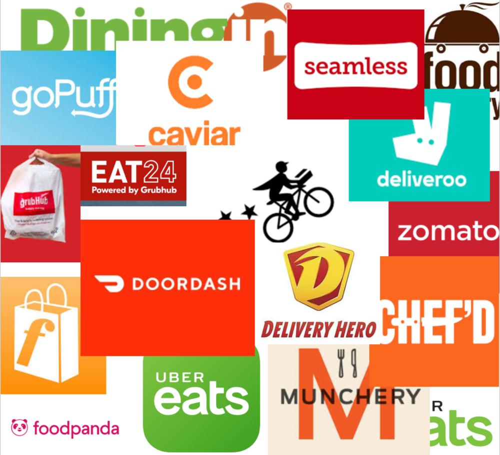 Major companies in Virtual Restaurant Industry