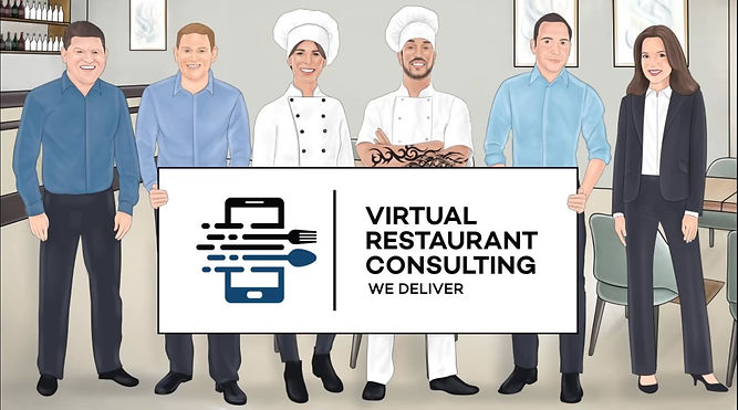 Virtual Restaurants and Delivery-Only Restaurants