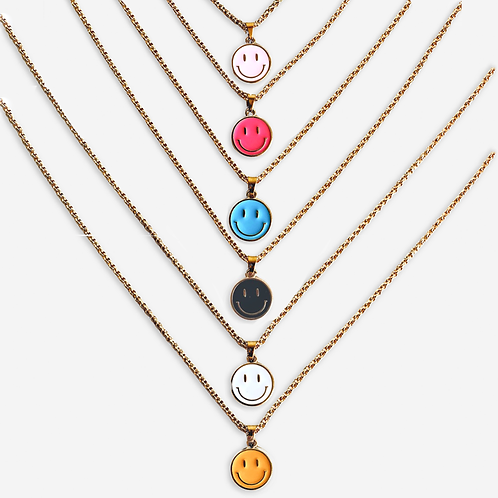 Smiley Color Chain