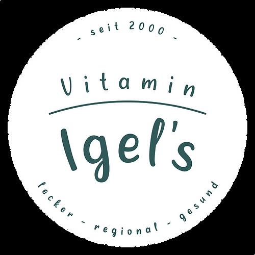 Vitamin Igels 2nd Logo bild