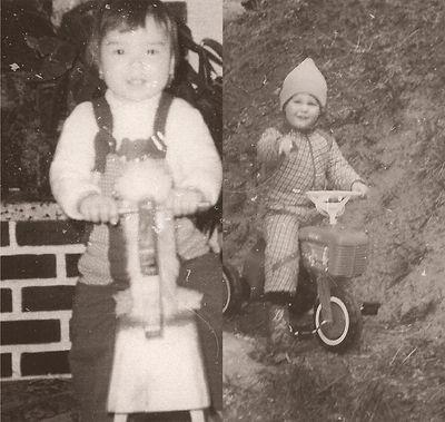 altes Kinder Foto