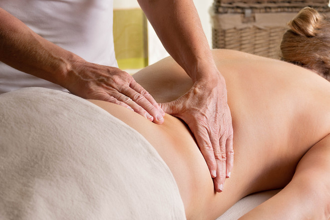 Heidi's mobile Massage