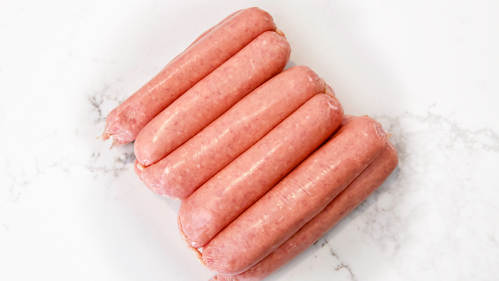 Thick Sausages  (1kg)