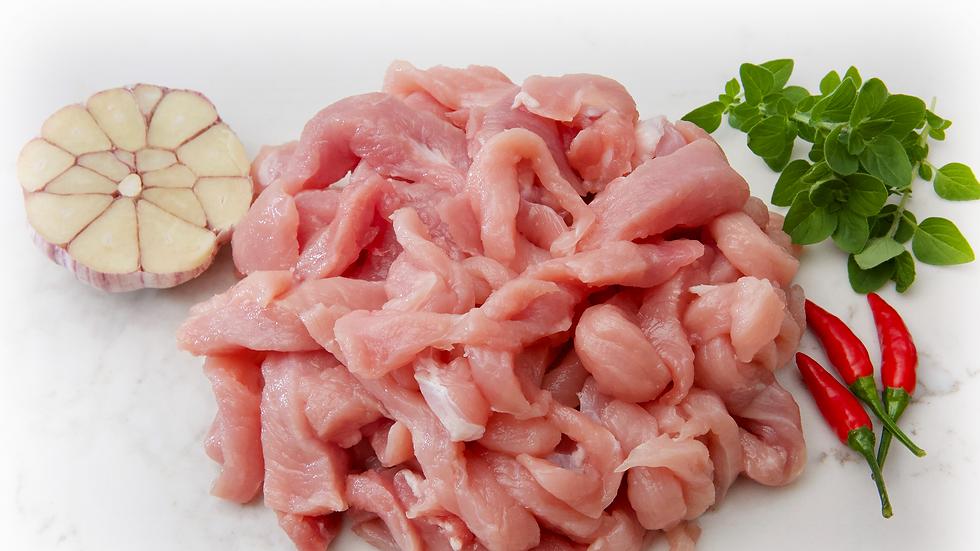 Pork Stirfry  (1kg)