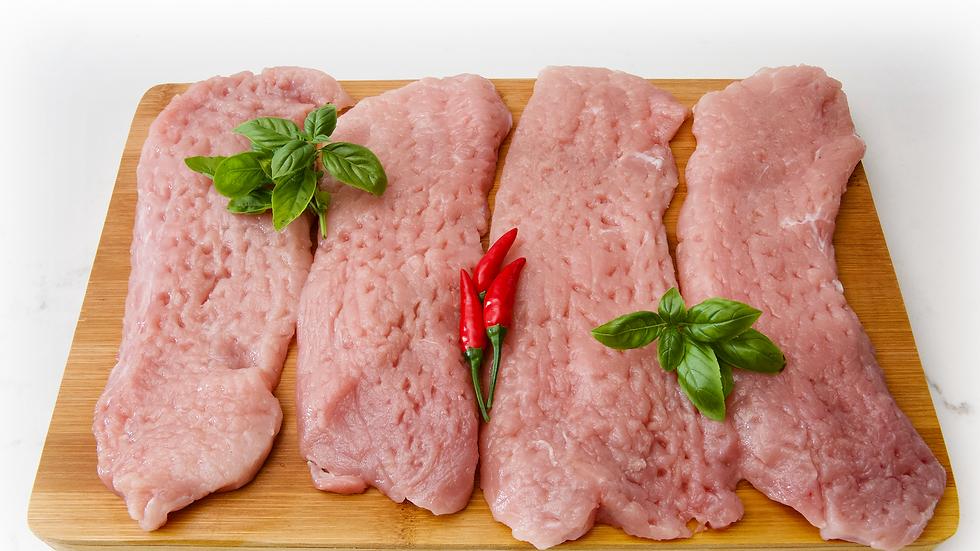 Pork Minute Steaks  (1kg) approx 8