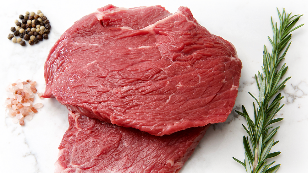 Ranch Steak  (1kg)2 x 500GM