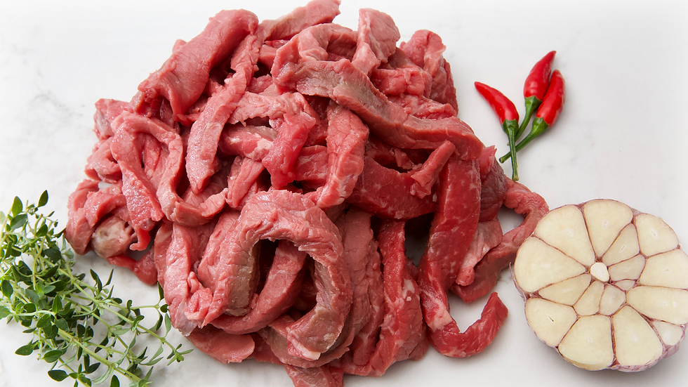 Beef Stirfry  (1kg)