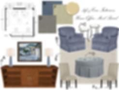 Jan Han Home Office Mood Board example 4