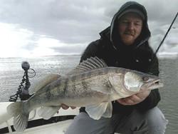 Jonathan Paris gui de pêche