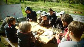Initiation pêche en Ardèche