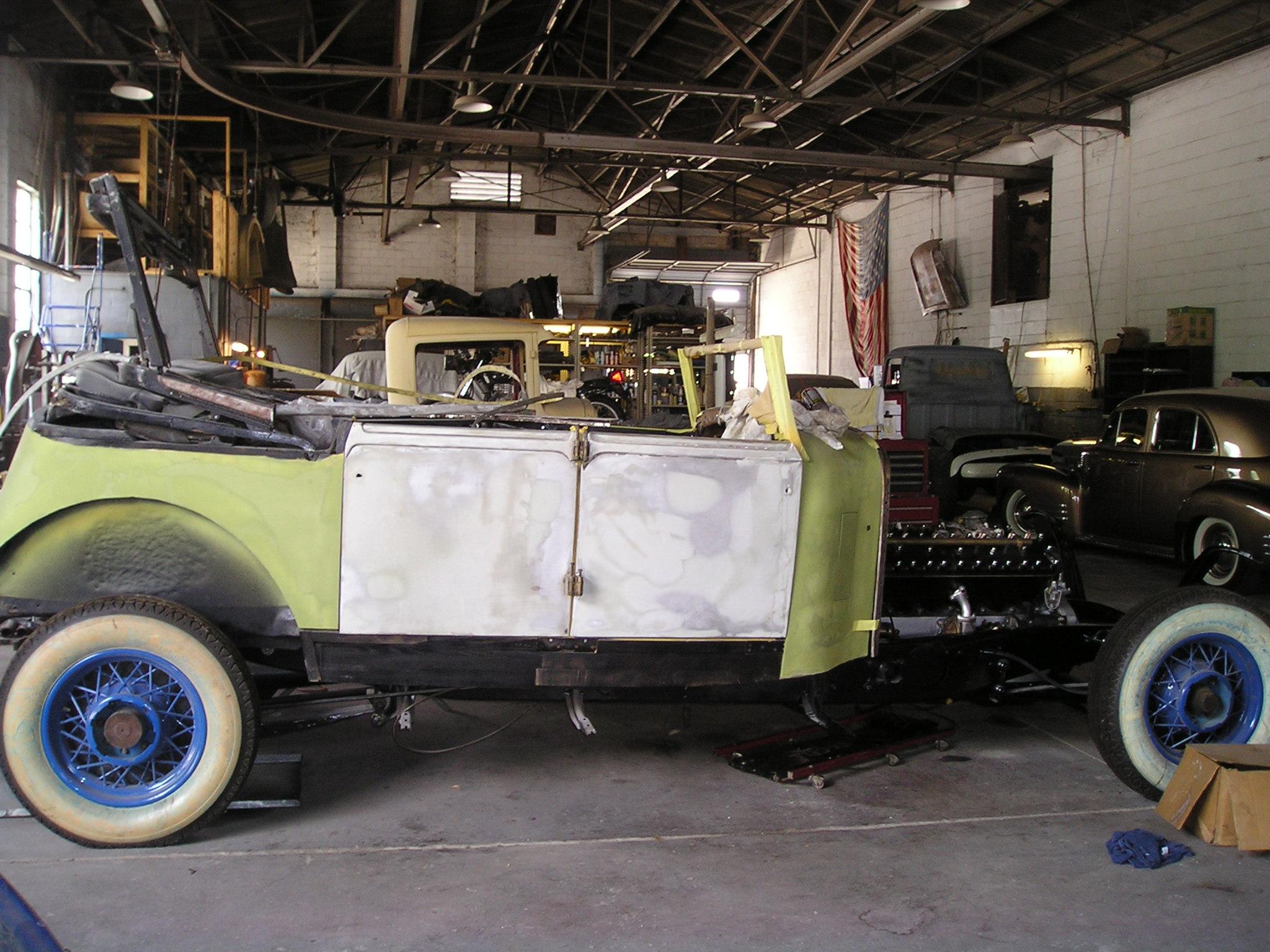 1932 Lincoln 007