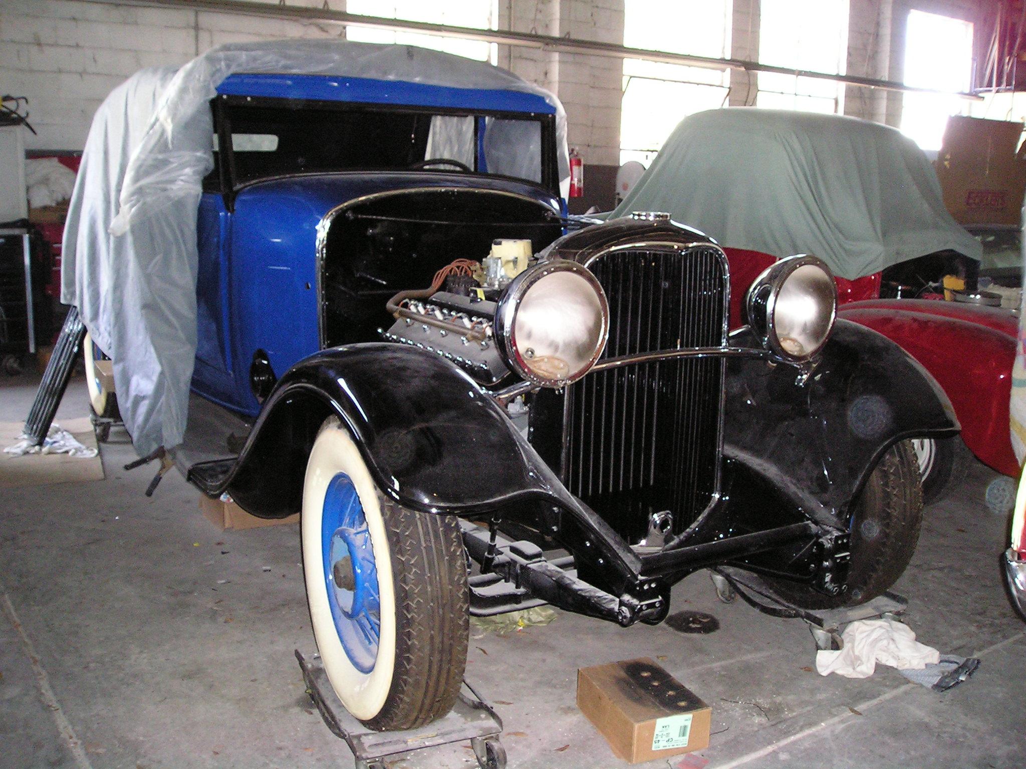 1932 Lincoln 016