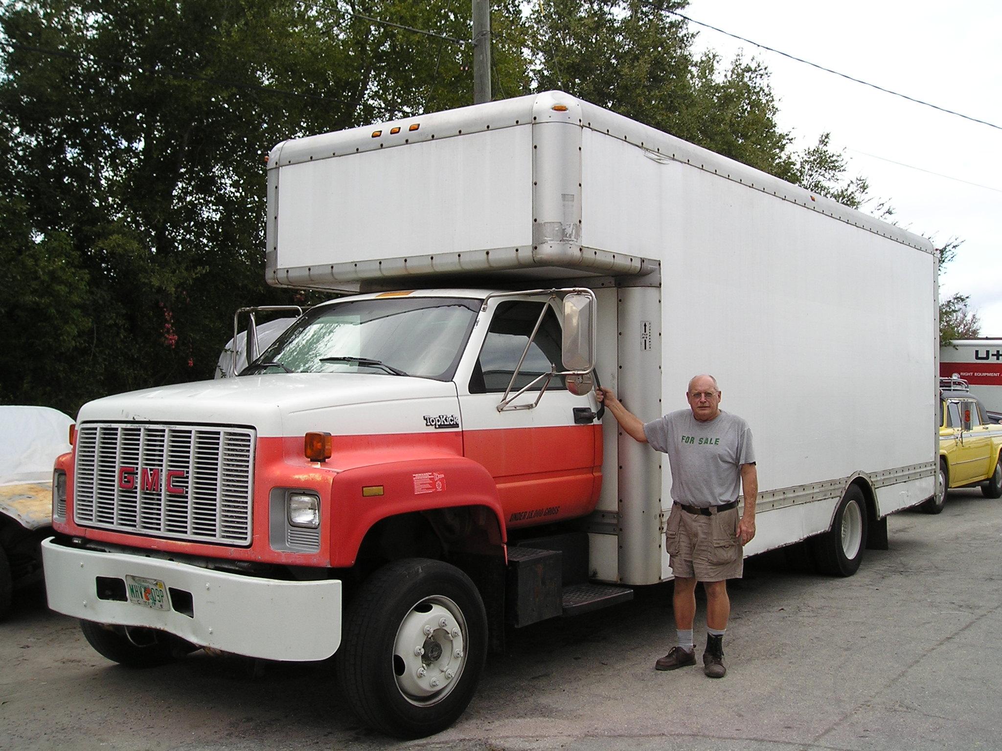 Bobs New Truck 002