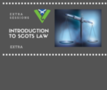 Introduction to Scots Law