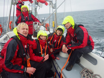 Sail another day with Ocean Youth Trust Scotland