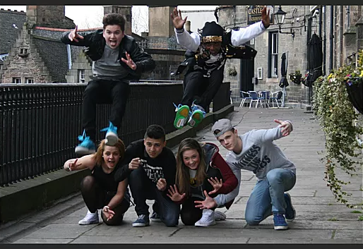 6VT Edinburgh Youth Cafe promotes positive change