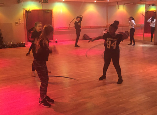 Girls Get Active & Aware in Fife