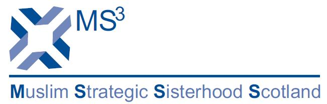 Muslim Strategic Sisterhood Scotland