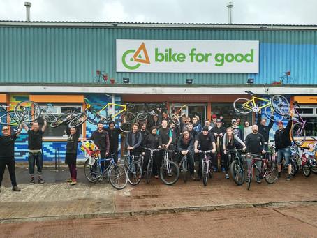 Bike for Good - Glasgow