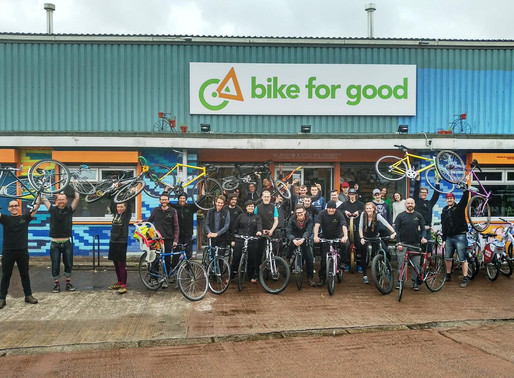 Bike for Good - Glasgow