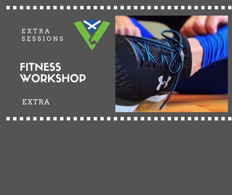 Fitness Training Workshop