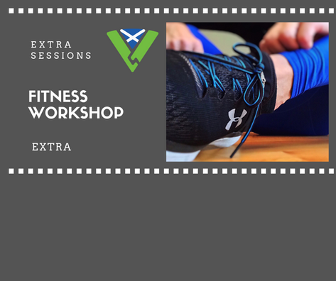 Fitness Training Workshop