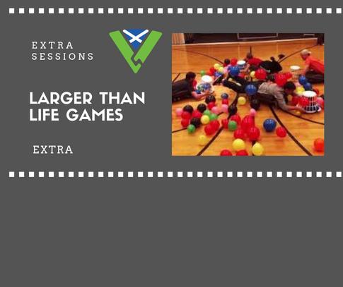 Larger than Life Games