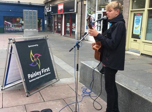 Renfrewshire - Lound n Proud Music Workshops
