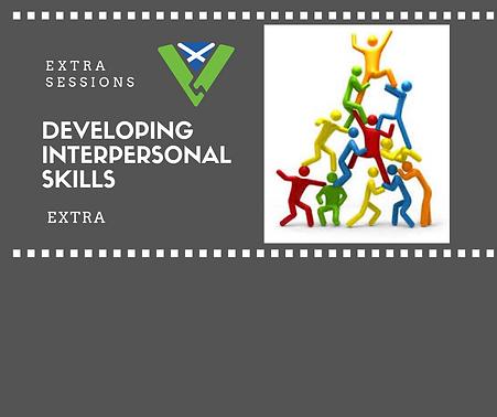 Developing Interpersonal Skills