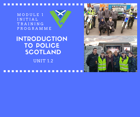 Introduction to Police Scotland