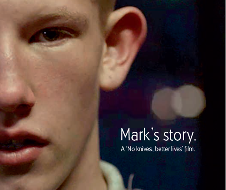 Mark's Story - Knife Crime