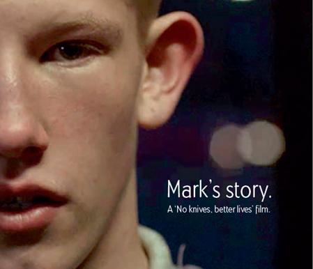 Mark's Story - Knife Crime