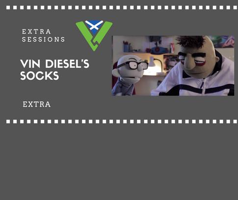 Vin Diesel's Socks