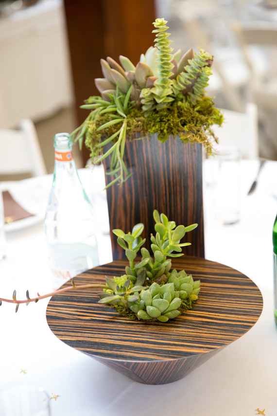 High + Low Centerpieces