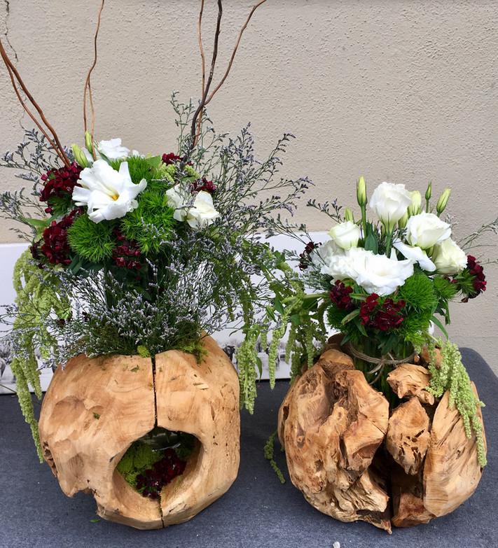 Driftwood Floral